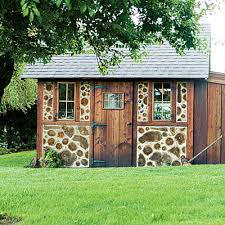 step inside this fairy tale garden shed drummond house plans blog