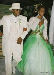 matthew williamson wedding dresses nas kelis matthew williamson green wedding gown glamazons