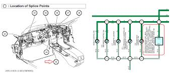 lexus gs430 fuse diagram which fuse for trac control u0026 rear sunshade u0026 seat temp dial