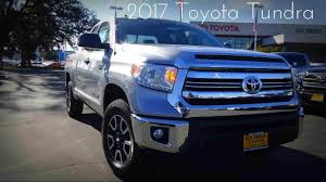 2017 toyota tundra sr5 trd off road 5 7 l v8 review youtube