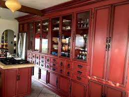 rustic glass kitchen cabinets my favorite interiors mortise tenon
