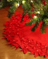 25 beautiful christmas tree skirts to brighten your holidays u2026