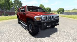 hummer hummer h3 for beamng drive