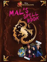descendants mal u0027s spell book disney book group disney