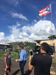 Cardinal Flag Cardinal Blase Cupich Arrives In Puerto Rico After Devastating