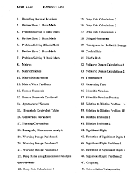 nursing math worksheets free worksheets library download and