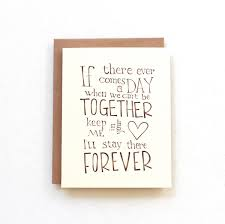 wedding quotes card if there comes a day winnie the pooh quote card