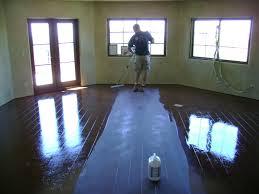 wood floor buff and coat hardwood flooring