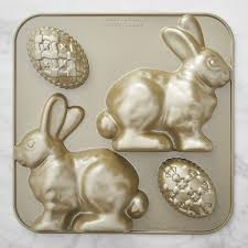 easter bunny cake mold nordic ware easter bunny cake pan so that s cool