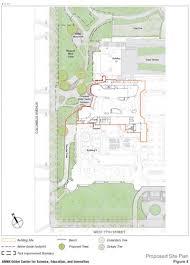 environmental study natural history museum expansion bared