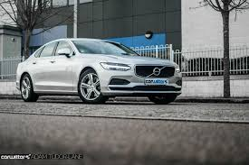 volvo uk volvo s90 review 2017 carwitter