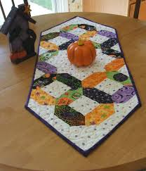 Halloween Quilt Fabric by
