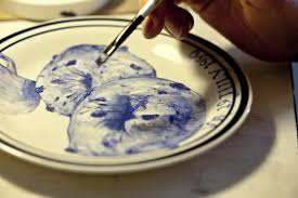 the last supper plates painter immortalizes last meals of 600 prisoners put to pbs