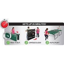 eastpoint sports table tennis table eastpoint sports 15mm fold n store table tennis table buy online
