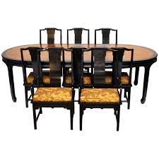 chin hua century dining set by raymond sabota at 1stdibs