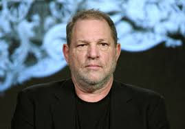 harvey weinstein on forcing to him shower