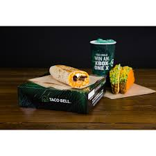 taco bell adds new box to the menu xbox one x