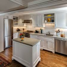 kitchen cabinet ideas small kitchens make a small kitchen feel bigger hometalk