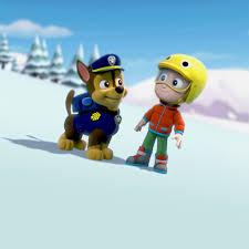 slippery slopes paw patrol video clip s1 ep 6