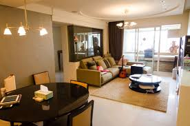 our 1000 a month apartment in taipei taiwan go curry cracker living and dining rooms