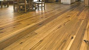 try hickory flooring for your kitchen the kitchen