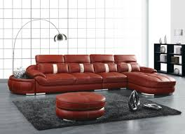 Red Furniture Living Room Red Leather Sectional Red Leather Sectional Sofa Large Size Of