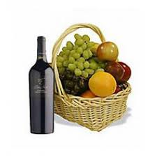 wine basket gifts phil gift wine and fruit basket online delivery to the
