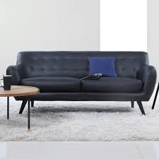 Sofa Brand Reviews by Furniture Beach Style White Fabric Sectional Sofa Serta Brand