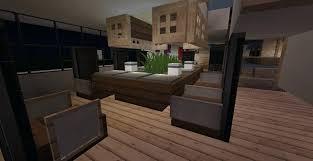 minecraft kitchen furniture minecraft interior design living room modern kitchen by on