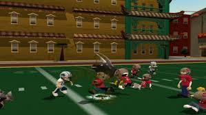 Football Field In Backyard Backyard Football 10 U2013 Review Reviews Totally Gaming Network