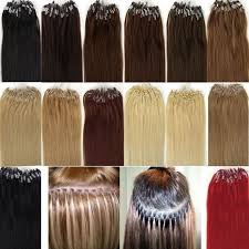 hairstyles for bead extensions 26 best micro loop hair extensions images on pinterest hair