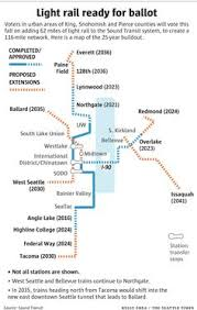 Seattle Light Rail Hours The Light Rail Seattle Pinterest Light Rail And Seattle