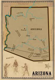 Maps Of Arizona Map Of Arizona