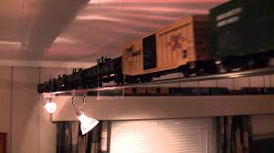 the longest train in the living room youtube