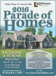 Home Design And Remodeling Show Elizabethtown Ky 13th Annual Parade Of Homes Hardin Local