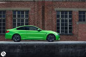 java green bmw bmw m4 coupe in java green