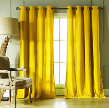 Yellow Brown Curtains Mustard Colored Curtains Curtains Ideas