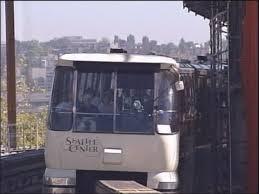 Backyard Monorail Video Vault California Man Had One Track Mind Toward Monorails