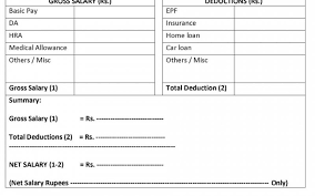 download salary certificate formats word excel and pdf mala co in