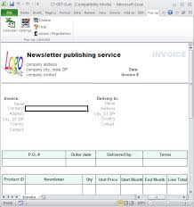 freeware download tally excel invoice template