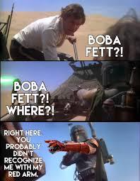Boba Fett Meme - boba fett sequelmemes