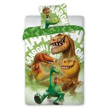 Dinosaur Single Duvet Set The Good Dinosaur Single Duvet Cover Sets Official Disney Kids
