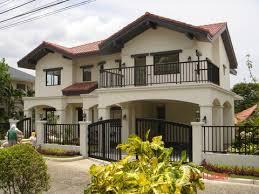 modern mediterranean house plans home modern design on philippines estate in cebu house lot