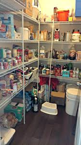 how to organize your pantry before and after photos