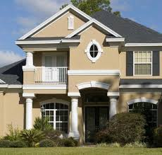 top exterior house painting colors with nice cream paint exterior