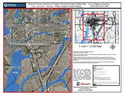 Flood Plain Map Fema Preliminary Flood Map Adoption City Of Hillsboro