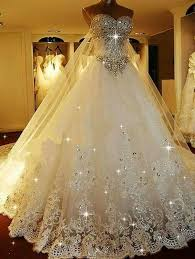 princess wedding dresses with bling beautiful gown stunning pinteres