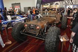 custom willys jeep blow off u2013 diesels at sema 2015 u2013 diesel power editorial