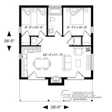 modern cabin floor plans house plan w1909 bh detail from drummondhouseplans com