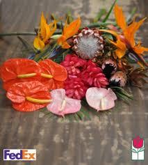 ship flowers beretania florist the beauty of hawaii bouquet cut flowers